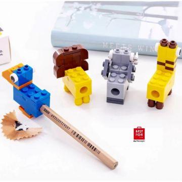 DIY Building Blocks Sharpener