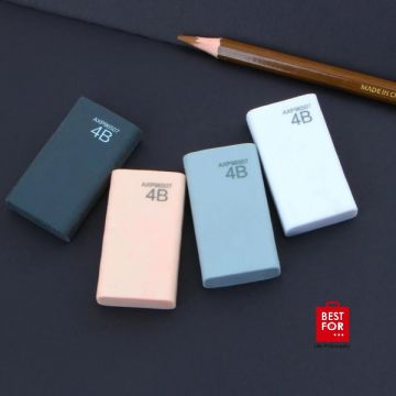Soft Eraser 4 Pcs/Set