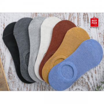 Cotton Boat socks 2Pcs/Set