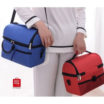 Lunch Box with Belt
