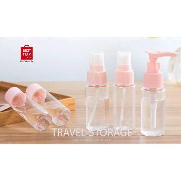Travel Spray Bottle Set
