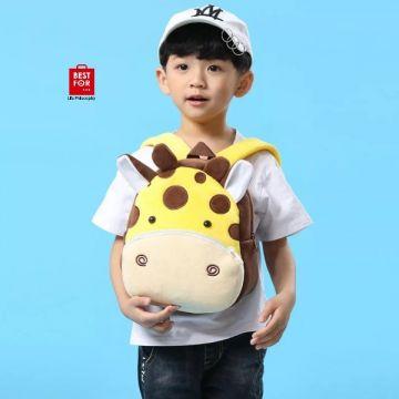 Plush Kids Backpack