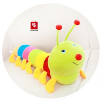Plush Caterpillar
