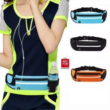 Jogging Waist Belt Bag