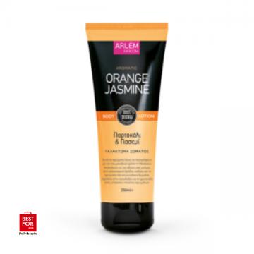 Arlem Aromatic Body Lotion Orange Jasmine