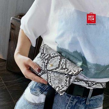 """Belt Bag """"Snake Design"""""""