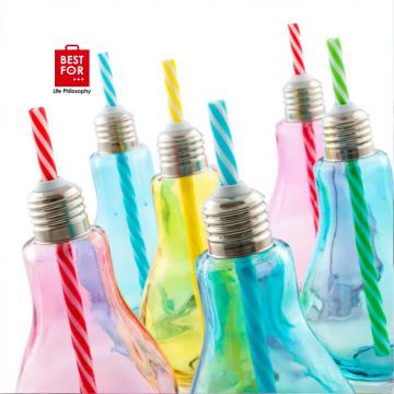Colored Bulb Glass