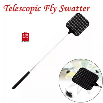 Extendable Plastic Fly Swatter