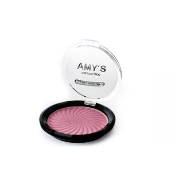 COMPACT BLUSHER AMY'S NO. 01