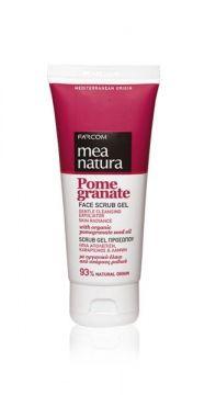 MEA NATURA Pomegranate Face Scrub Gel/100ml