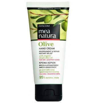 MEA NATURA Olive Hand Cream Nourishment & Repair / Instant Relief/100ML