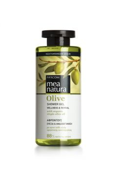 MEA NATURA Olive Shower Gel Wellness & Revival/300ML