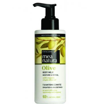MEA NATURA Olive Body Milk Moisture and Nourishment/250ml