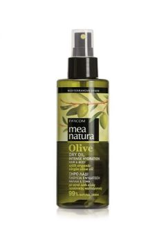 MEA NATURA Olive Dry Oil Intense Hydration 160 ML (hair and body)