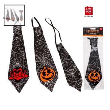 Black Kids Tie Halloween
