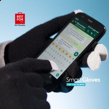 Smart Gloves For Touchscreen