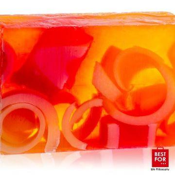 Glycerin soap - Papaya