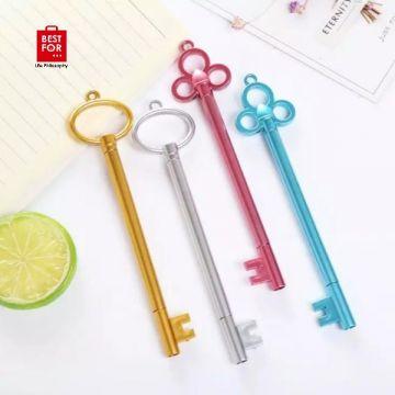 Key Style Gel Pen